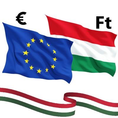 Euro - Forint árfolyam